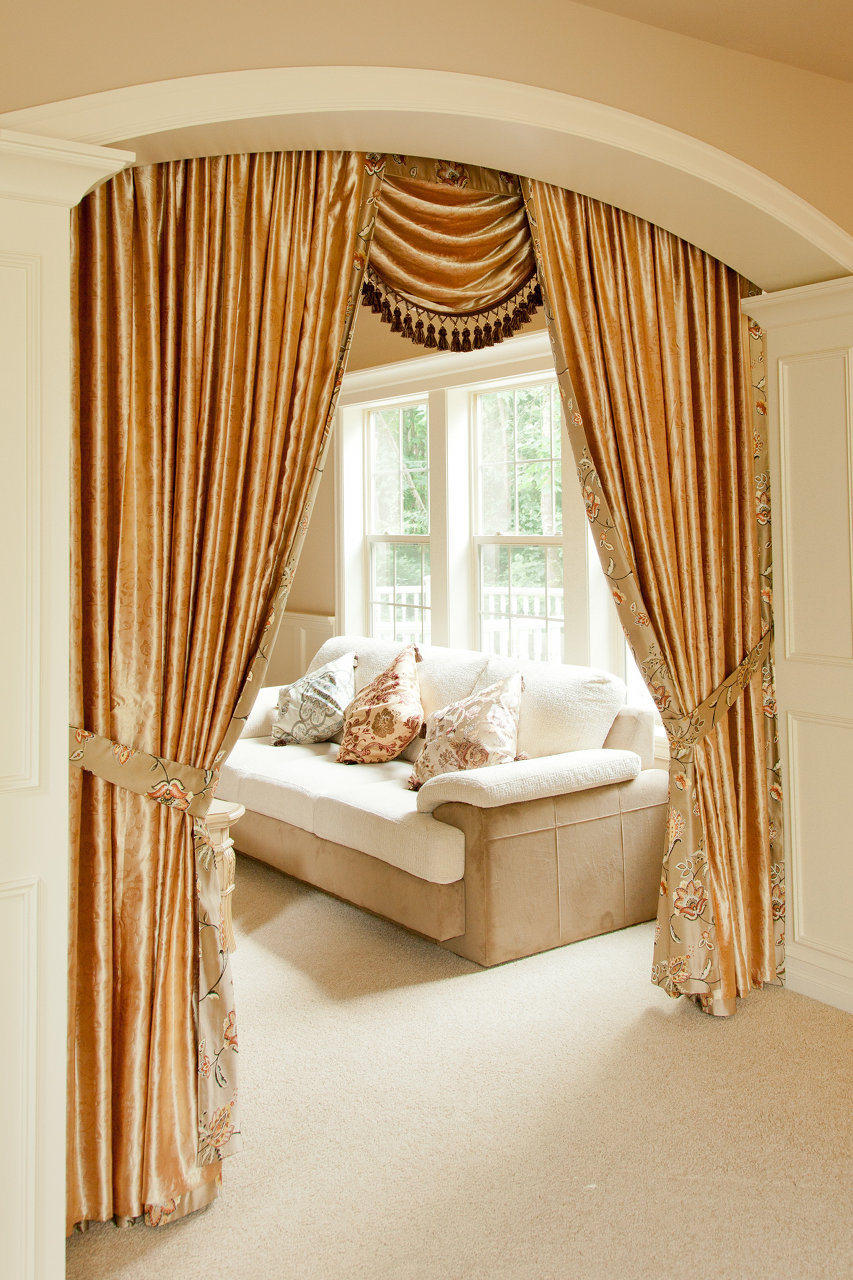 Drapery And Curtain Ideas