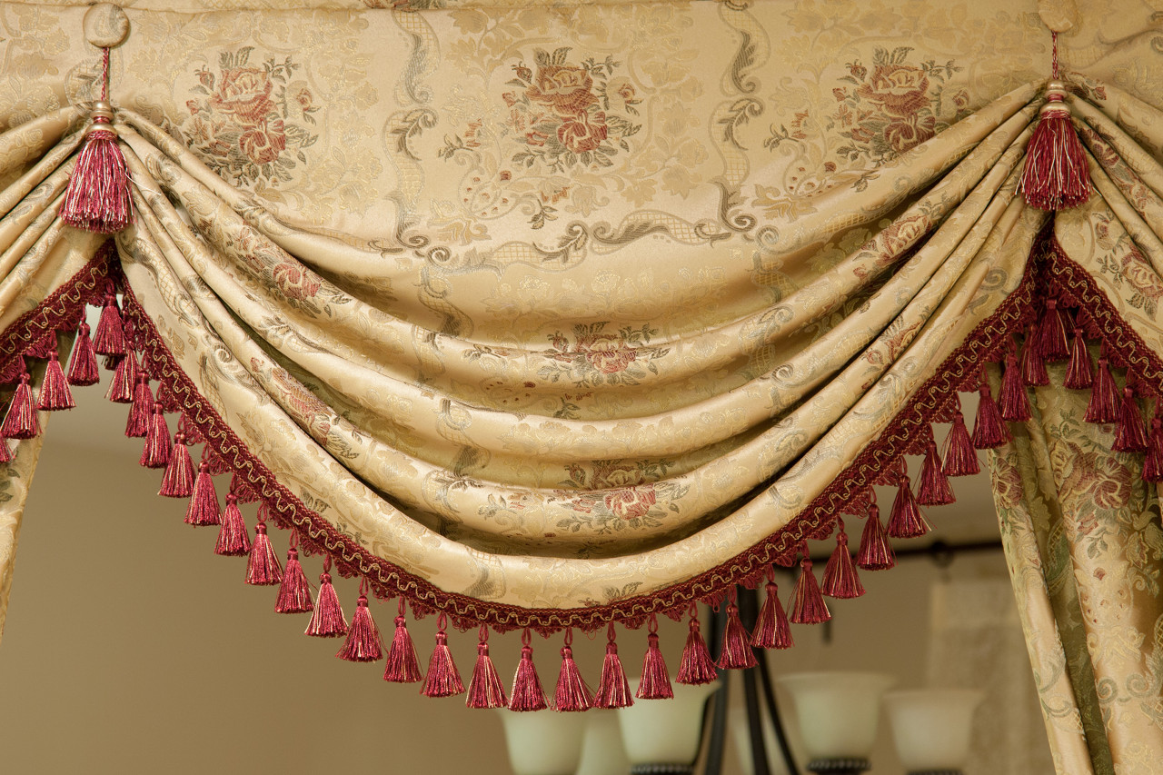 gardens blue ip walmart set seashells kitchen and homes curtain better com valance curtains of or