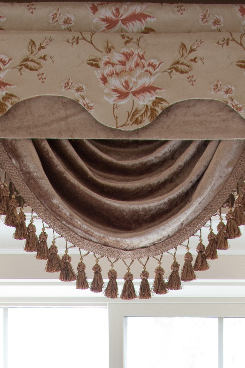 Debutante swag valances curtain draperies for Celuce curtains