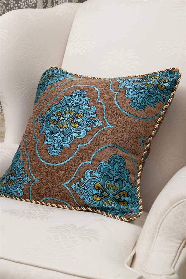 Picture of Sapphire Pillow Case