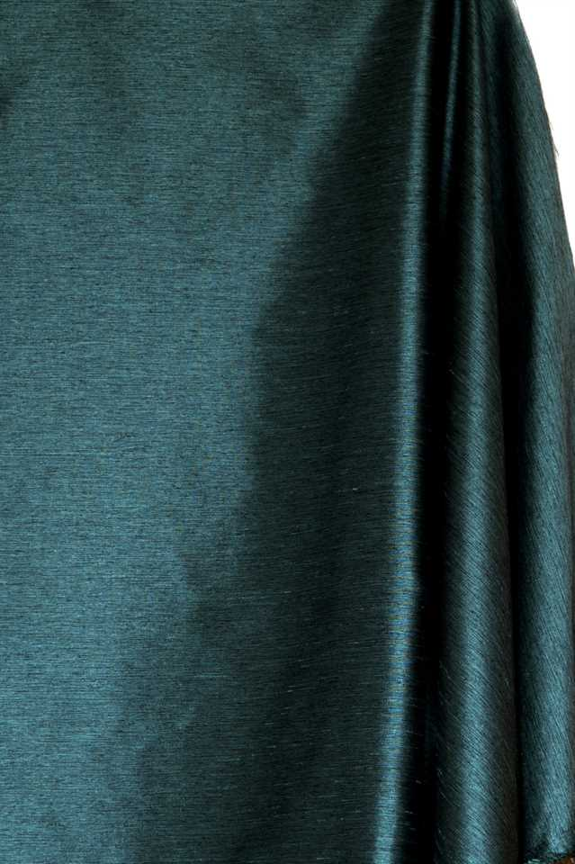 Picture of Faux Silk Dupioni - Teal