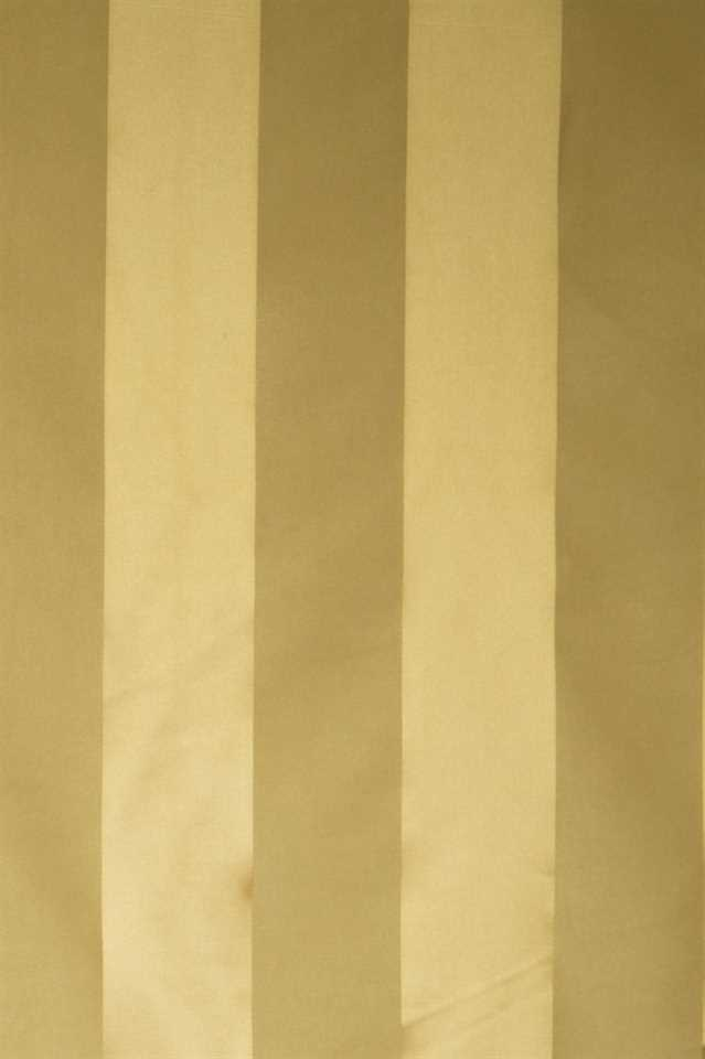 Picture of Stripe Faux Silk - Gold and Yellow