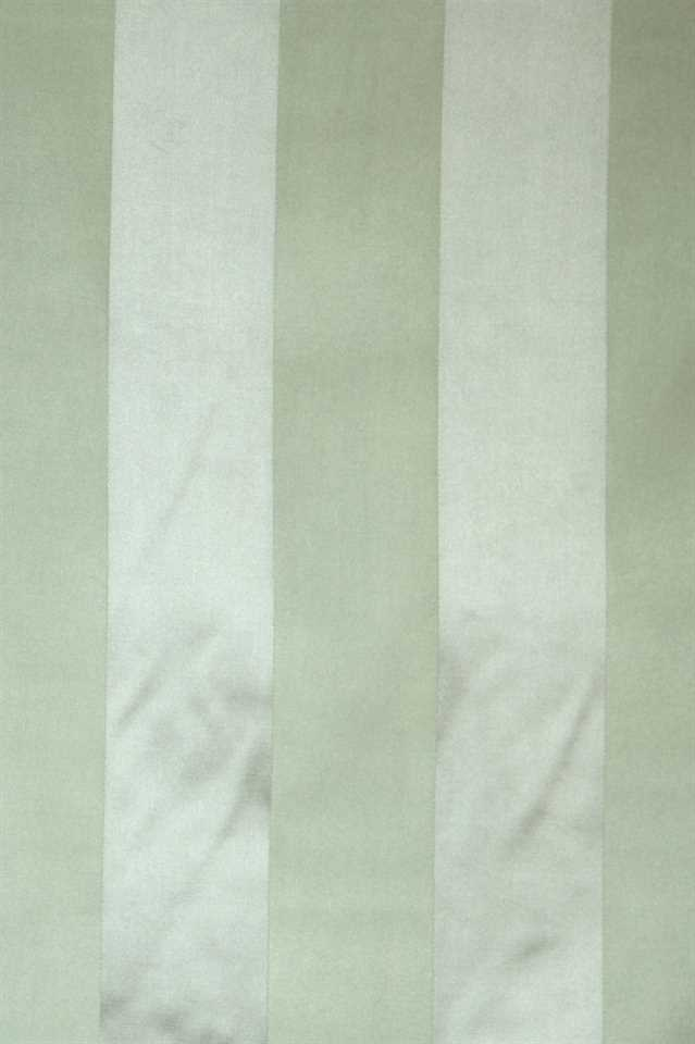 Picture of Stripe Faux Silk - Light Sage Green