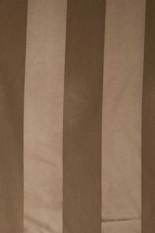 Picture of Stripe Faux Silk - Gold Brown