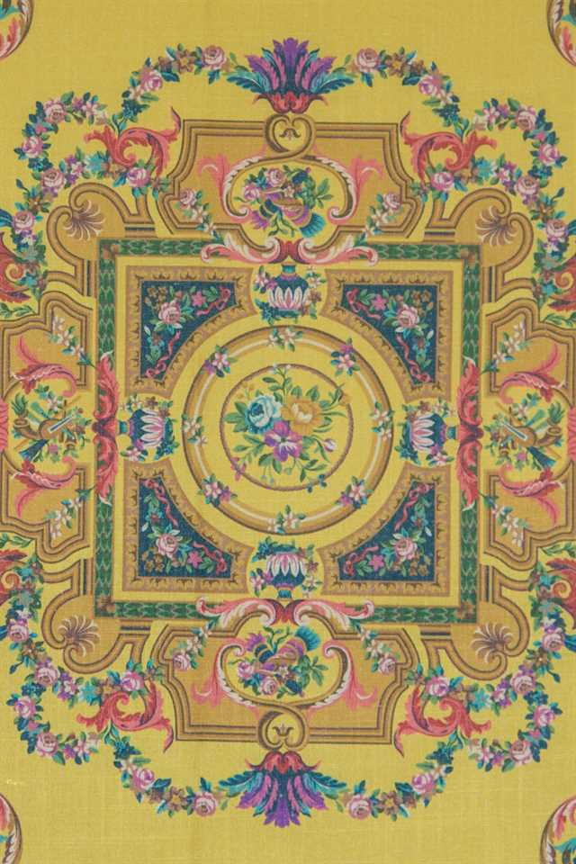 Picture of Kaleidoscope - Yellow