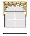 Picture of Design Template - Half Overlapping