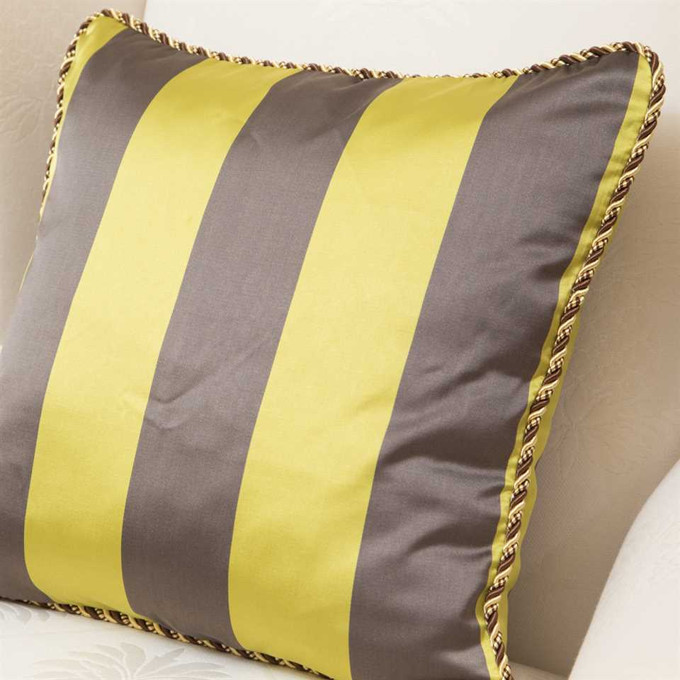 Picture of Stripe Pillow Case