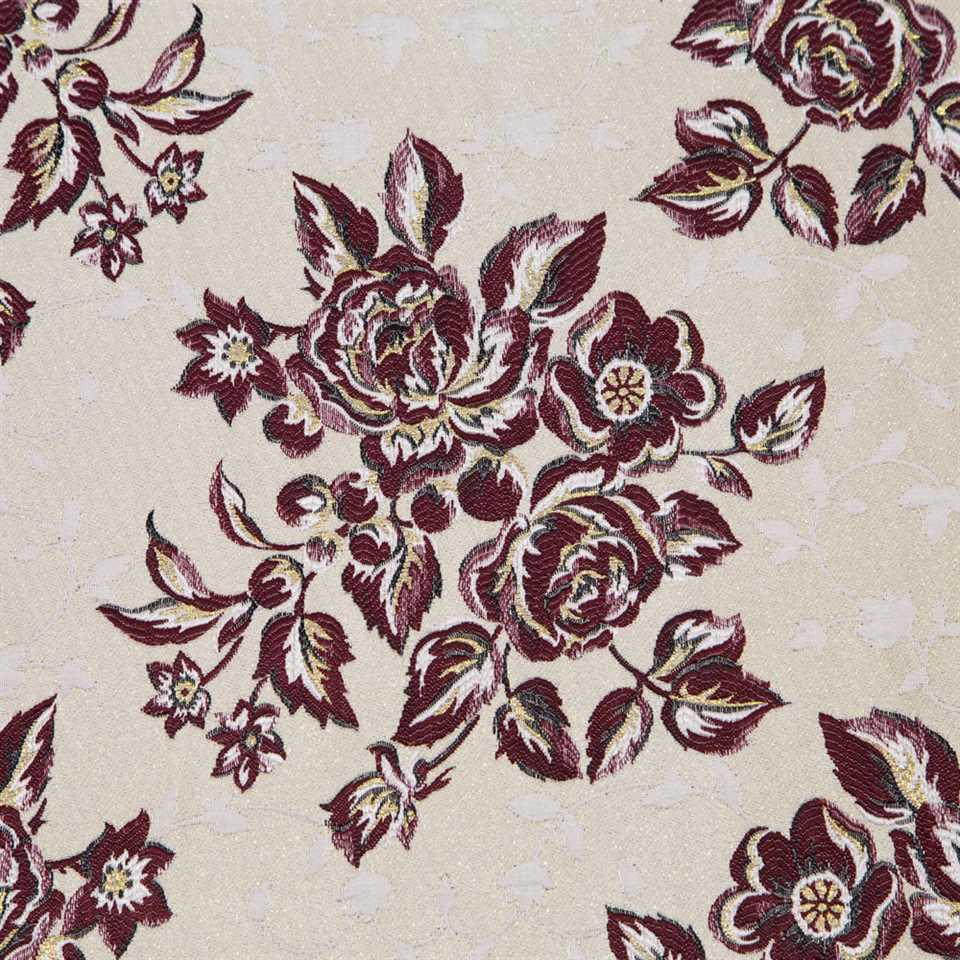 Picture of Burgundy Floral
